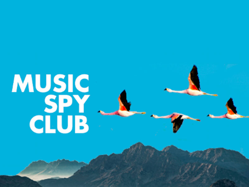 Música: Music Spy Club. BeGun