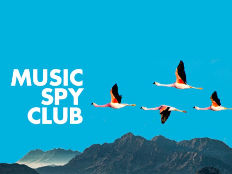 Música: Music Spy Club. BeGun