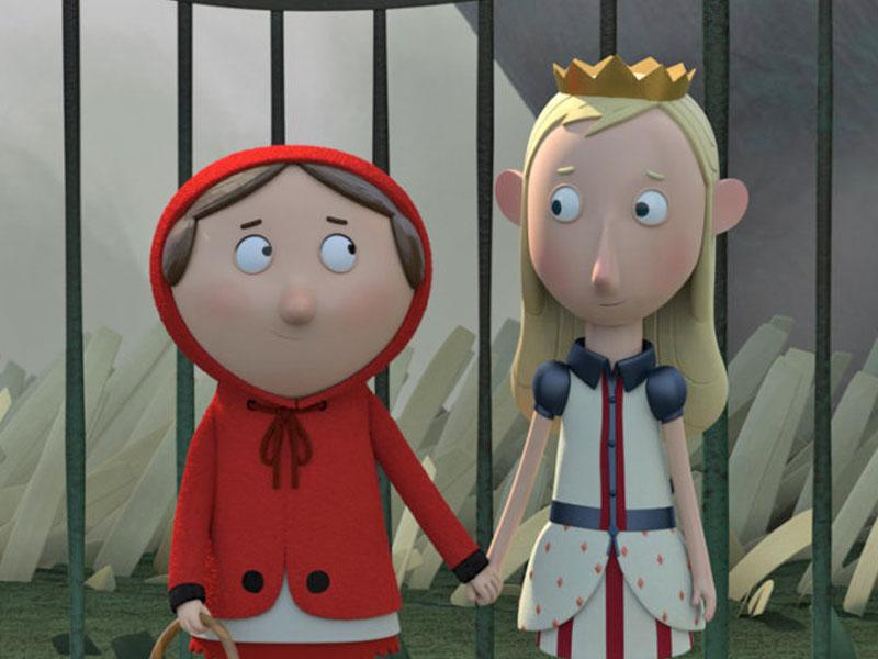 Infantil: La revolta dels contes