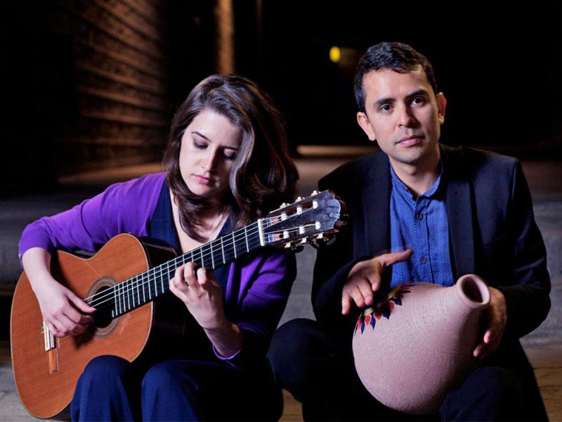 Música: Jubica Bukvic & Yehosuá Escobedo