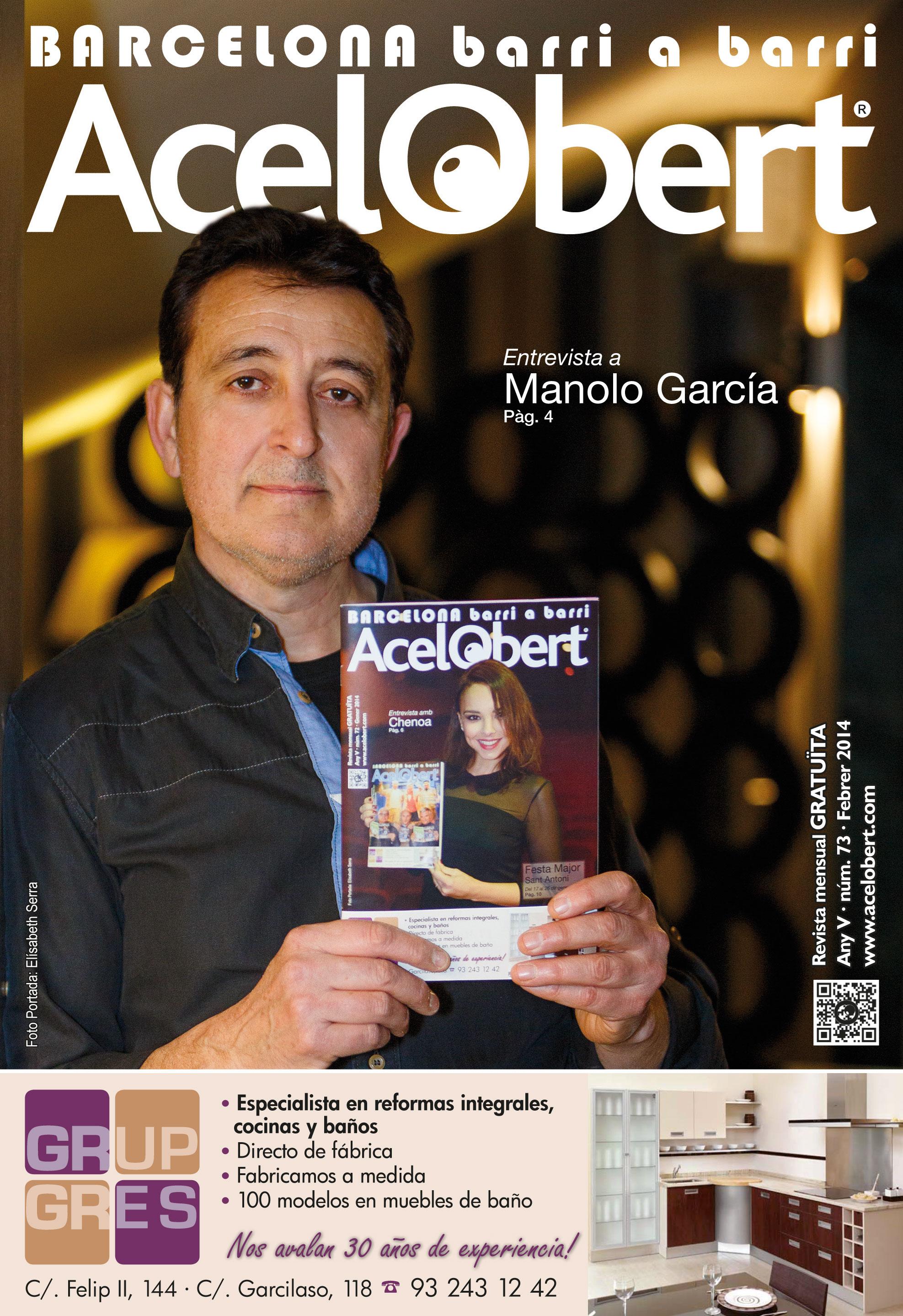 Acelobert Barcelona nº73 Febrer 2014