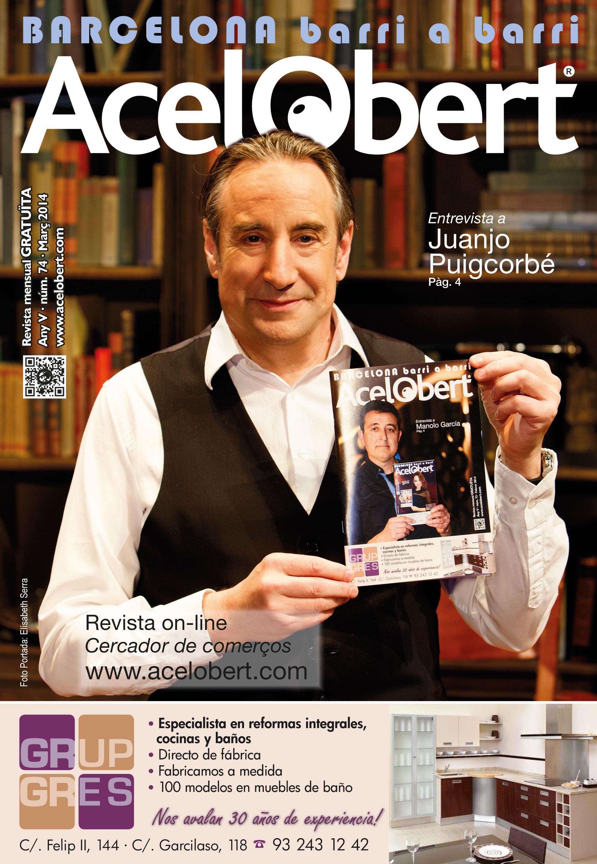 Acelobert Barcelona nº74 Març 2014