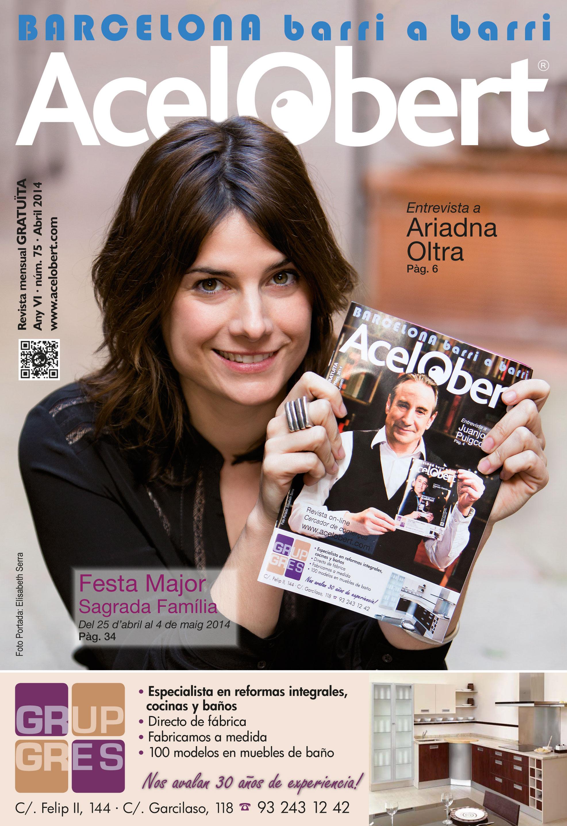 Acelobert Barcelona nº75 Abril 2014