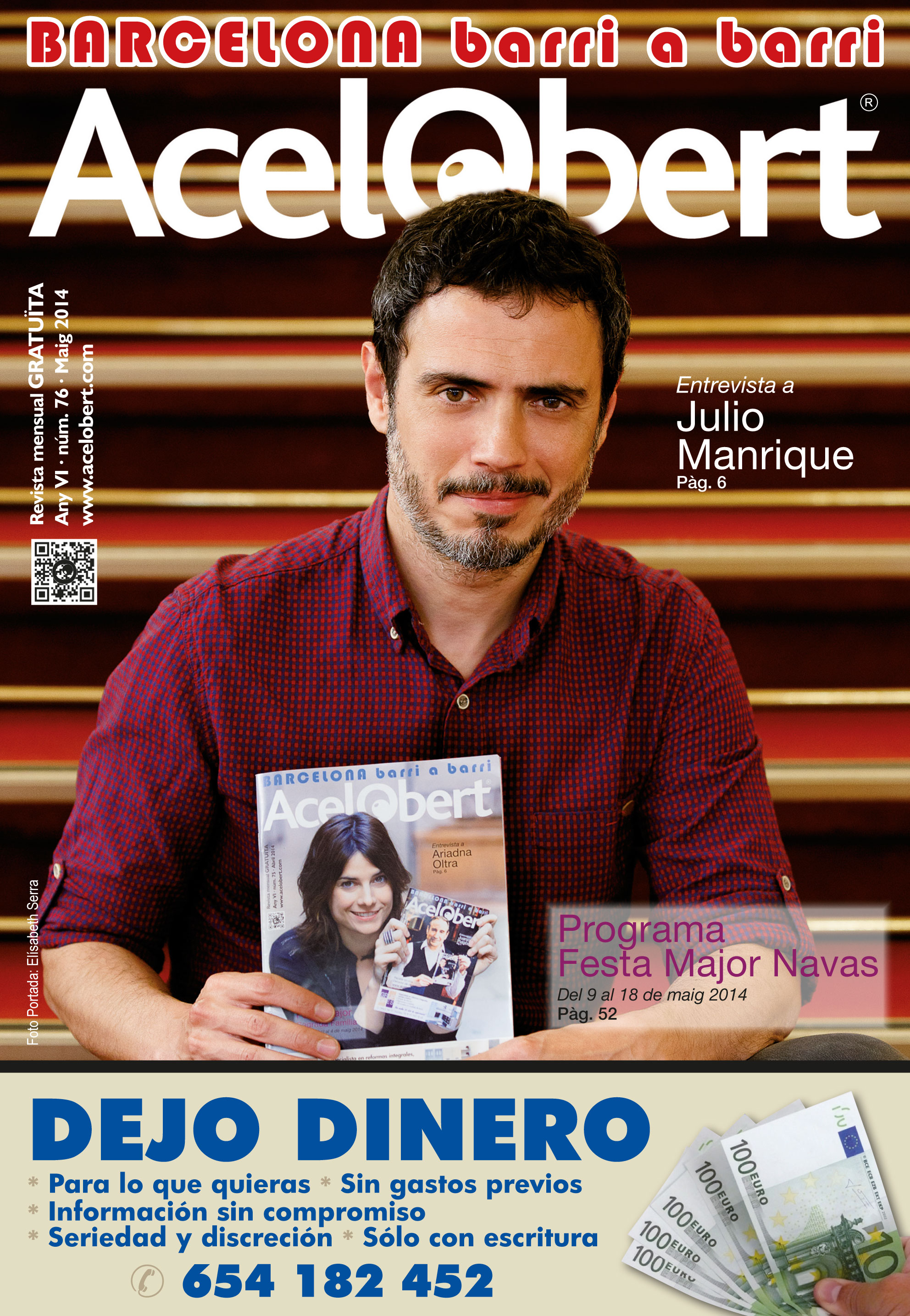 Acelobert Barcelona nº76 Maig 2014