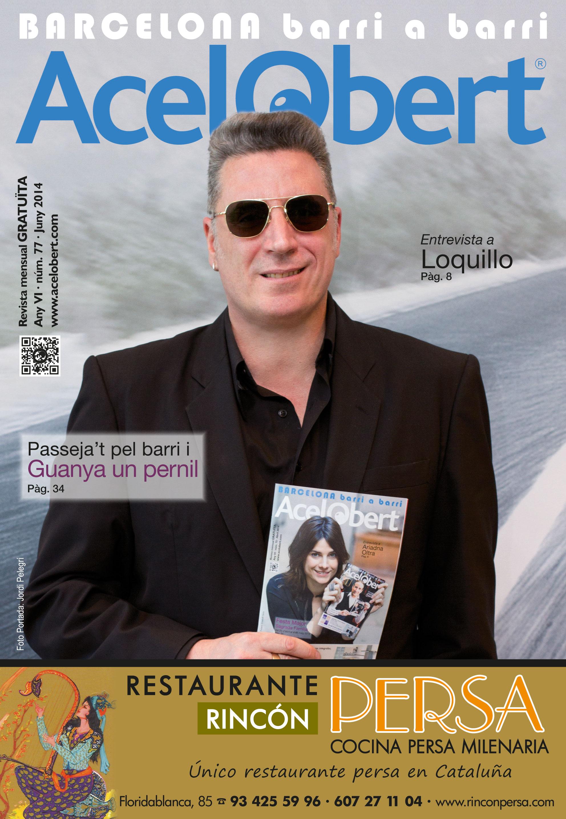 Acelobert Barcelona nº77 Juny 2014