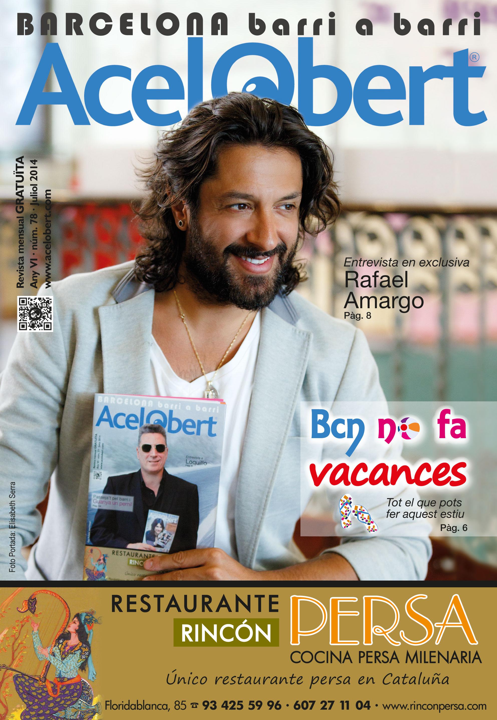 Acelobert Barcelona nº78 Juliol 2014