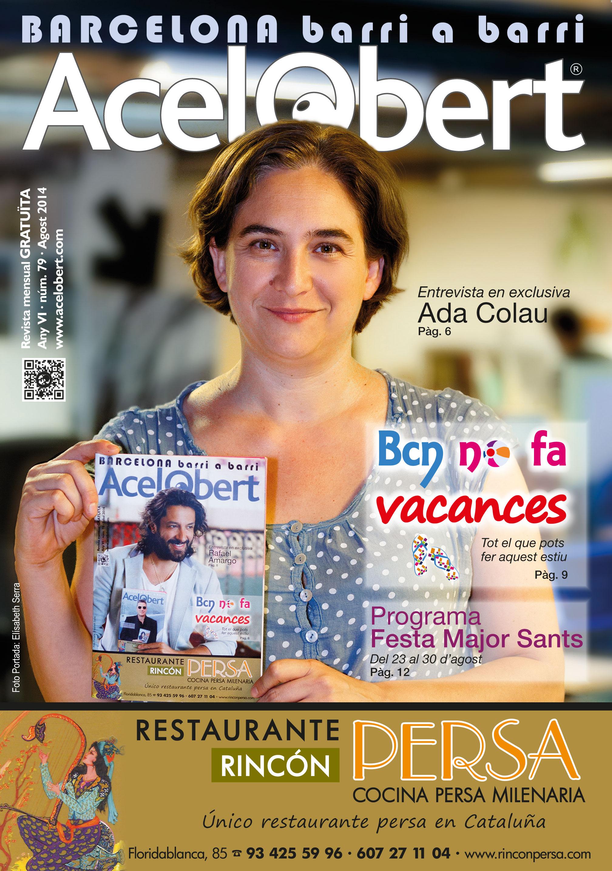 Acelobert Barcelona nº79 Agost 2014