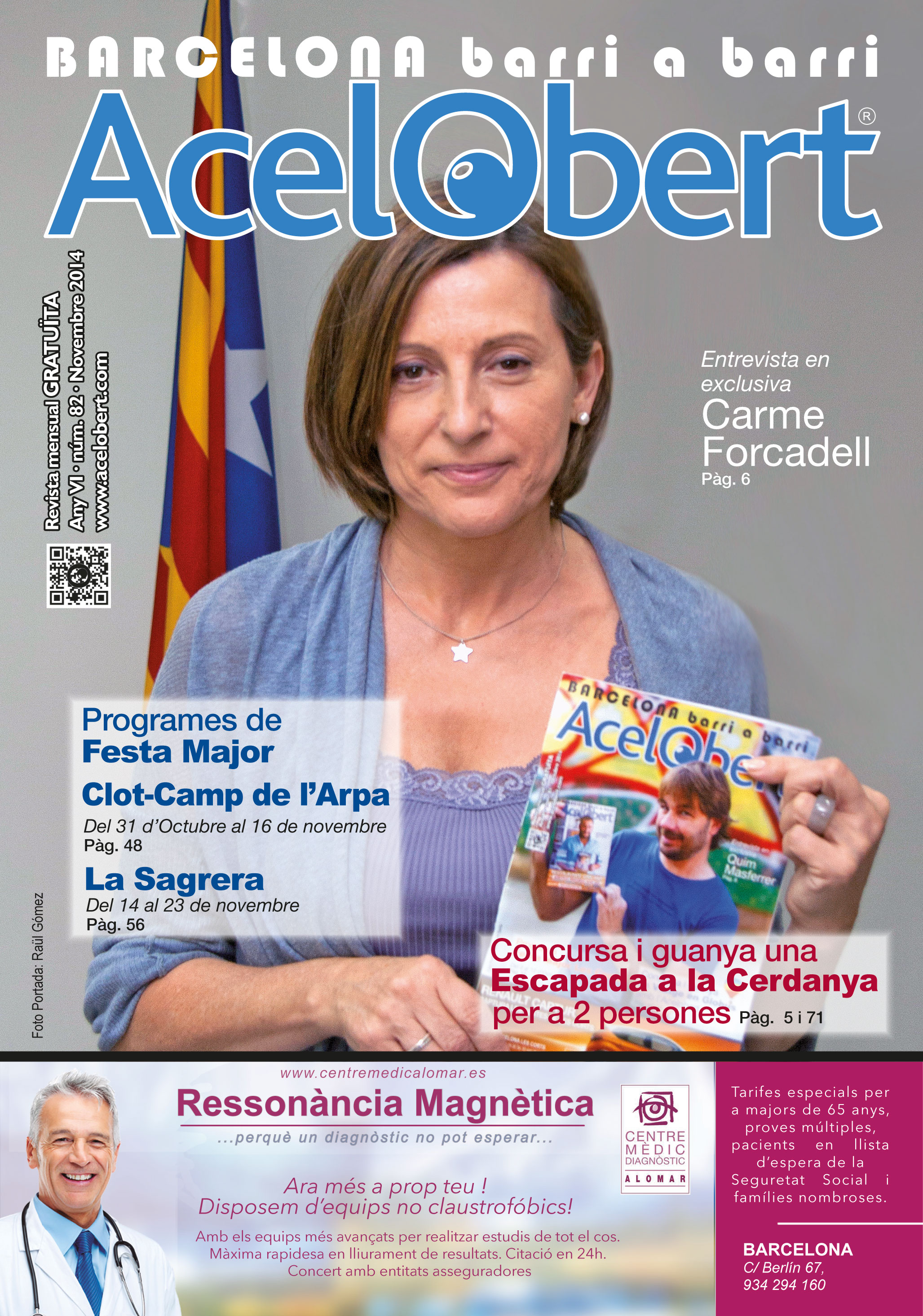 Acelobert Barcelona nº82 Novembre 2014
