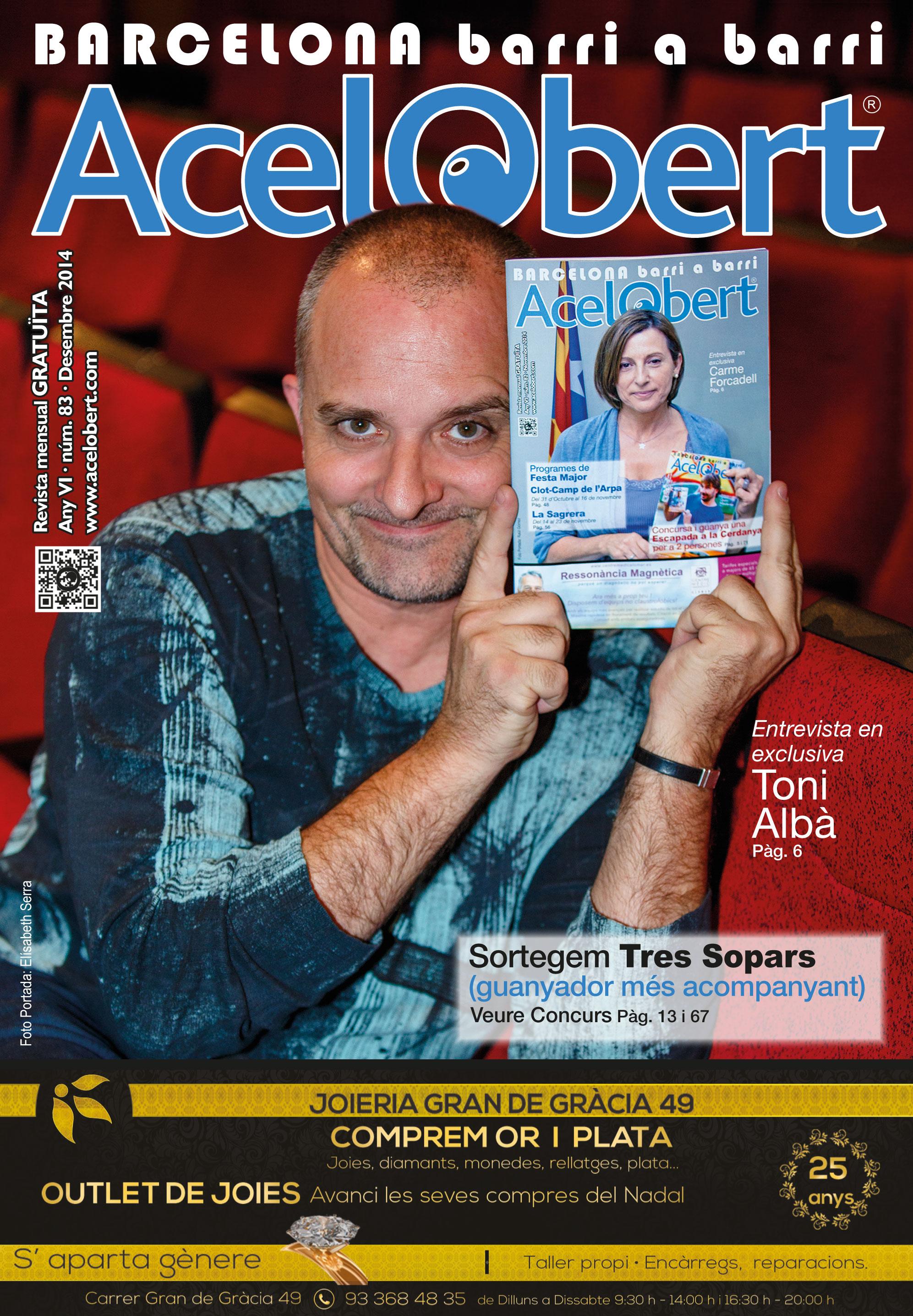 Acelobert Barcelona nº93 Desembre 2014