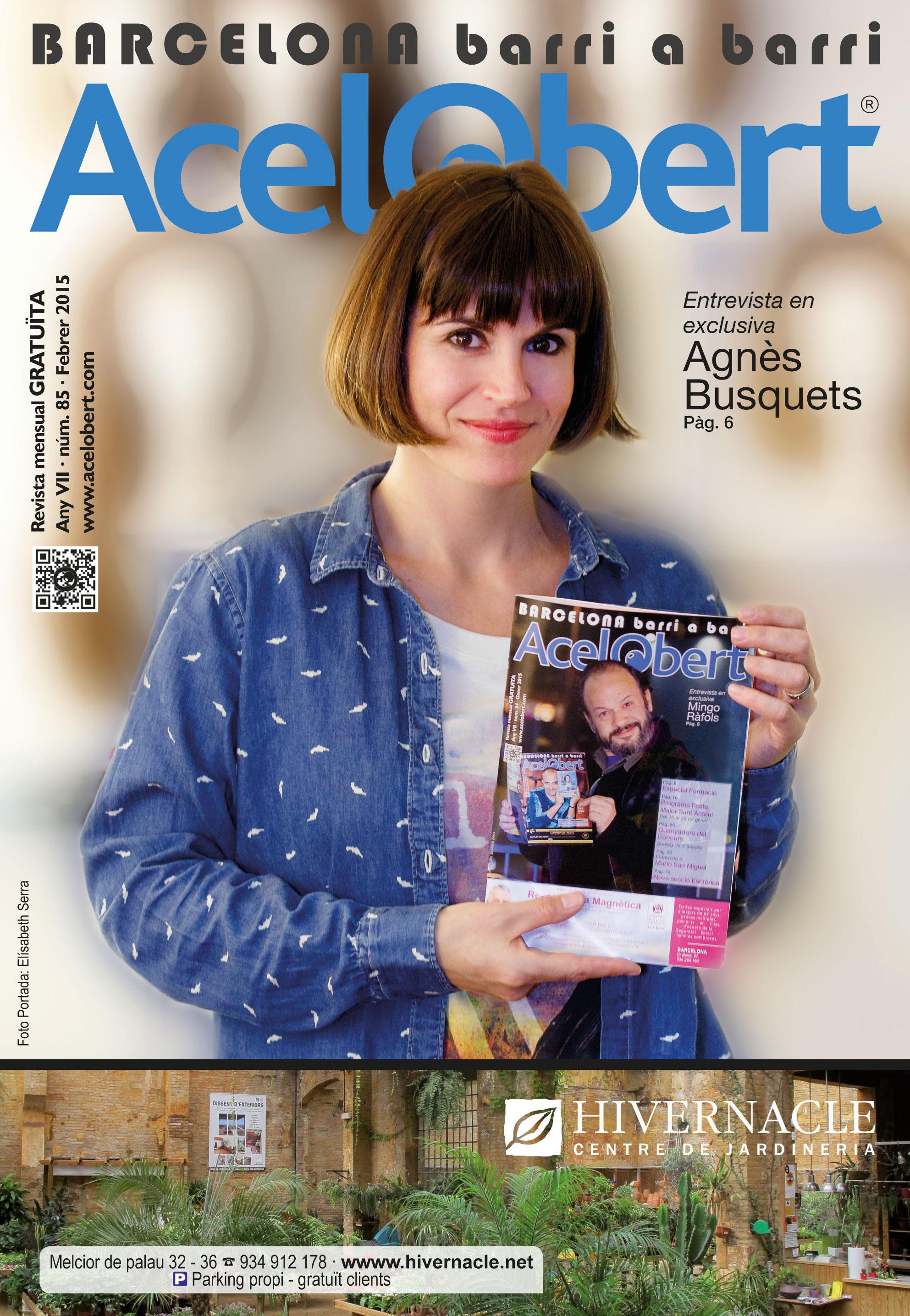 Acelobert Barcelona nº85 Febrer 2015