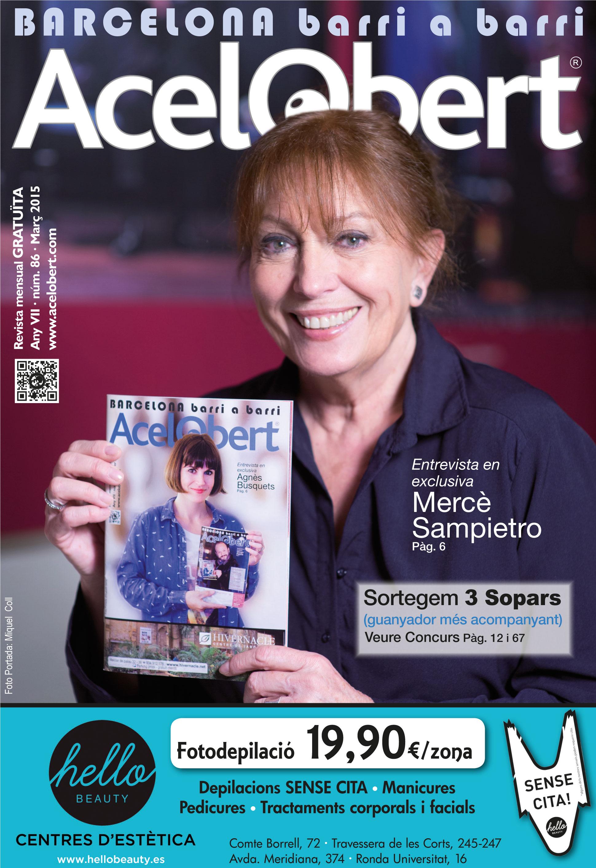 Acelobert Barcelona nº86 Març 2015