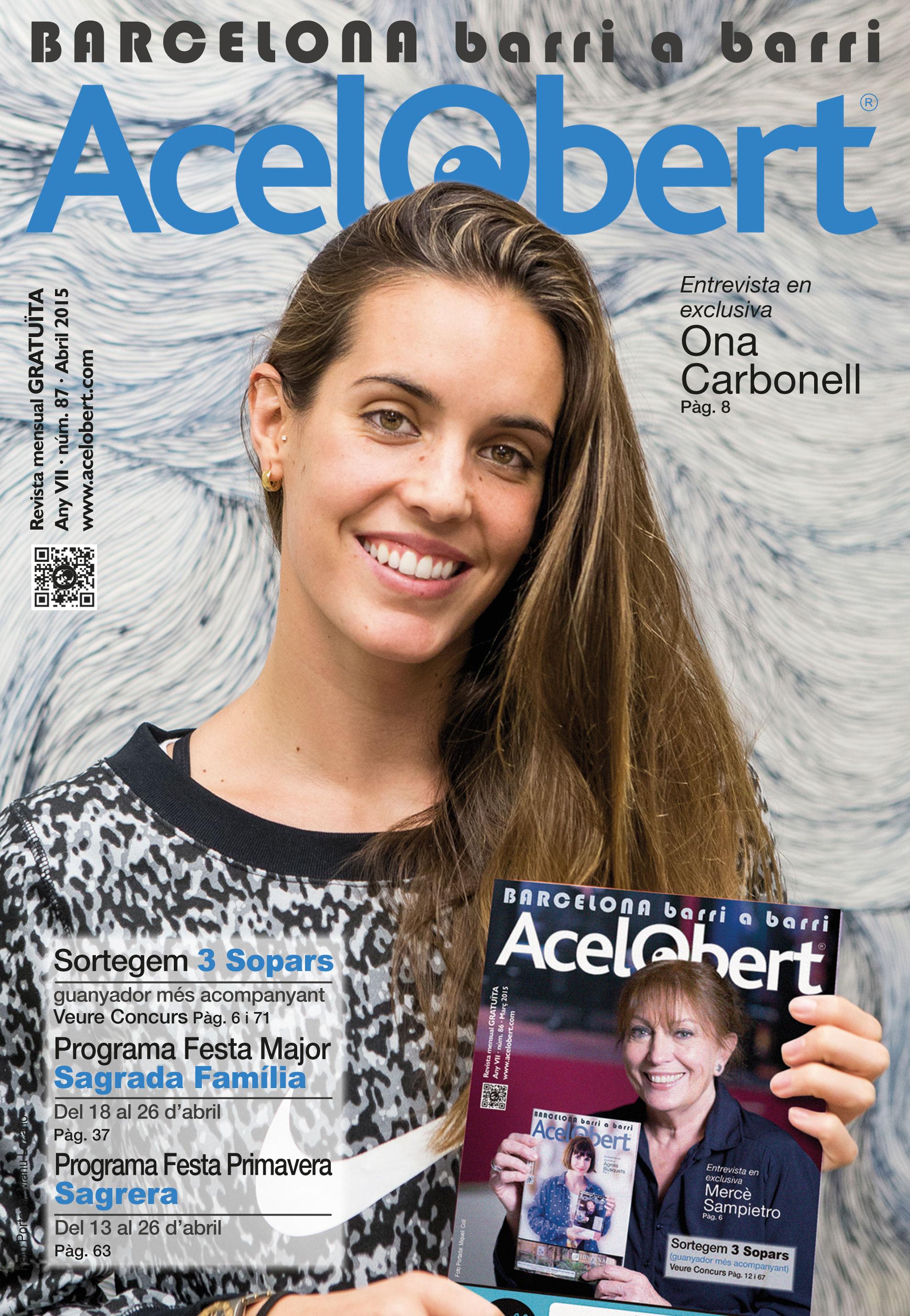 Acelobert Barcelona nº87 Abril 2015