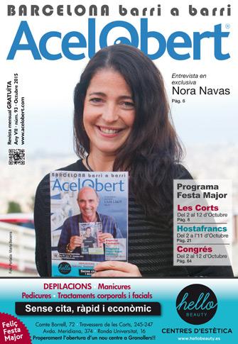 Acelobert Barcelona nº93 Octubre 2015