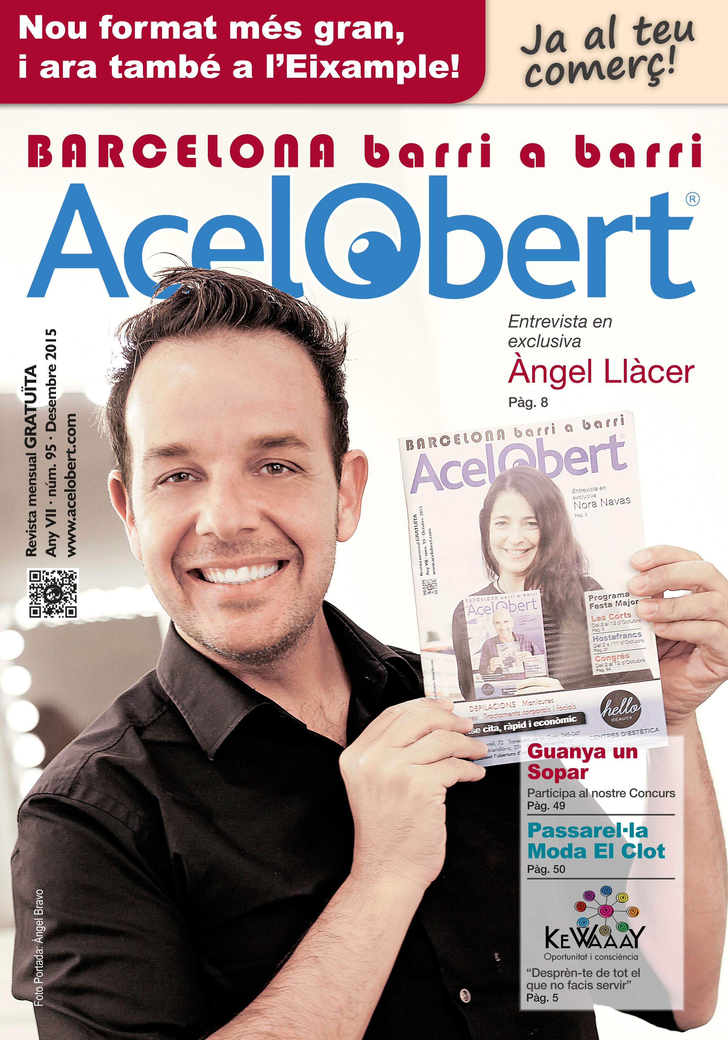 Acelobert Barcelona nº95 Diciembre 2015
