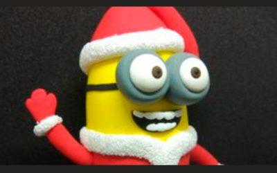 Taller: Minion Pare Noel