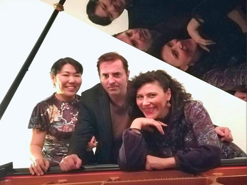 Música: Concert líric Trio Voce Viva (Òpera i Sarsuela)