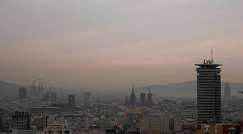 Grupos ecologistas quieren disminuir la contaminación con un peaje urbano