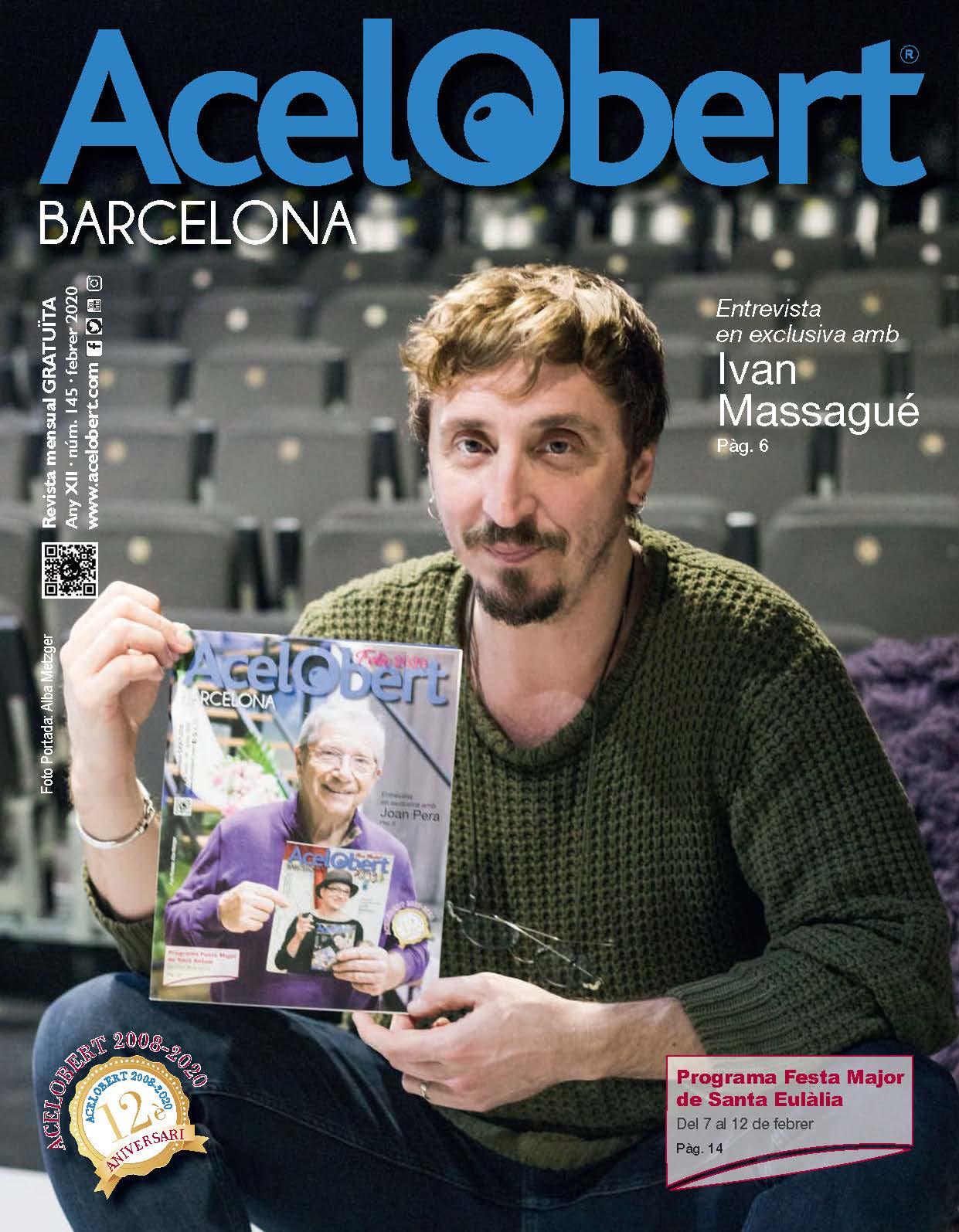 Acelobert Barcelona FEBRER 2020