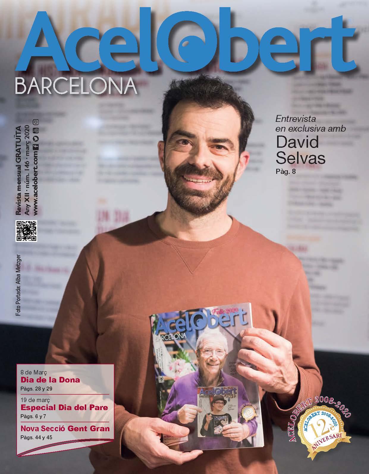 Acelobert Barcelona MARÇ 2020