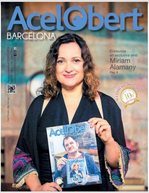 Acelobert Barcelona nº 138 JULIOL 2019