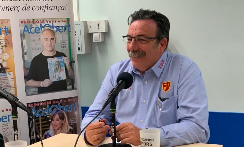 """Manuel Romera, de Cerrajería Alonso: """"Cualquier cerradura que tenga más de cuatro años ya está desfasada"""""""