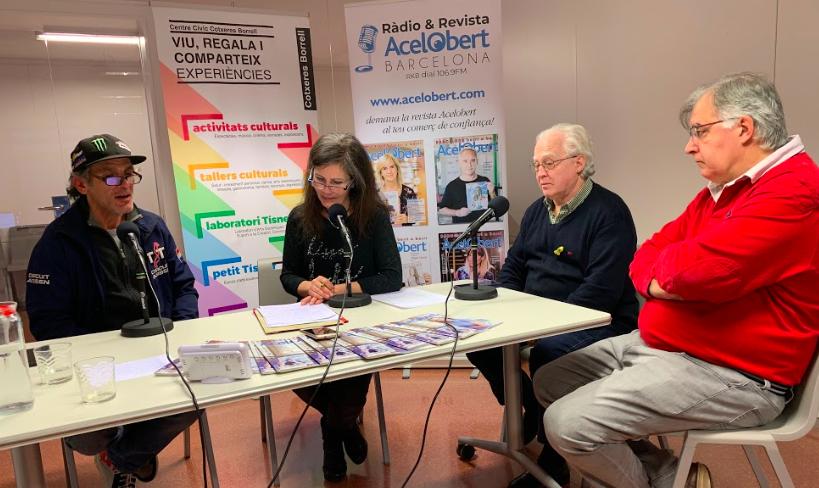 Barris en Directe: Sant Antoni (Programa del 21/02/2019)