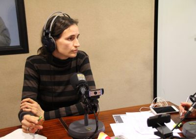 Clara Costes (coordinadora Projecte Radars)-min