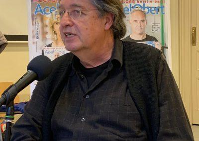 Jaume Artigues president AVV Dreta de l_Eixample