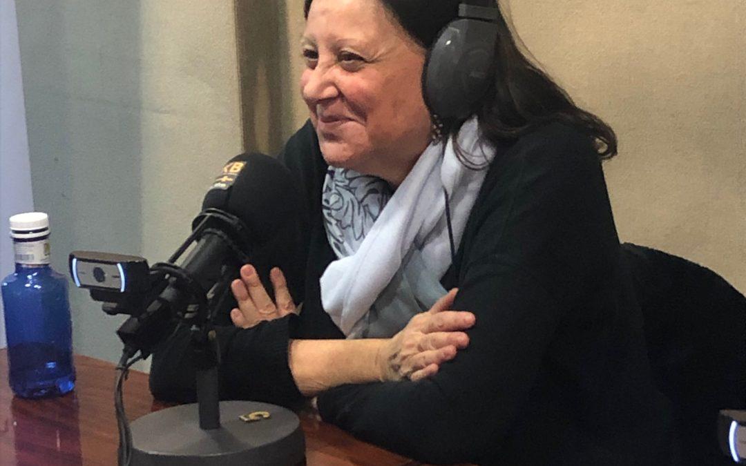 La psicóloga Leonor Fernández, todos los lunes en el programa