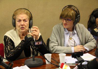 Programa 2 - Maria Cros (voluntària) i Conxita (usuària) (Amics de la Gent Gran)