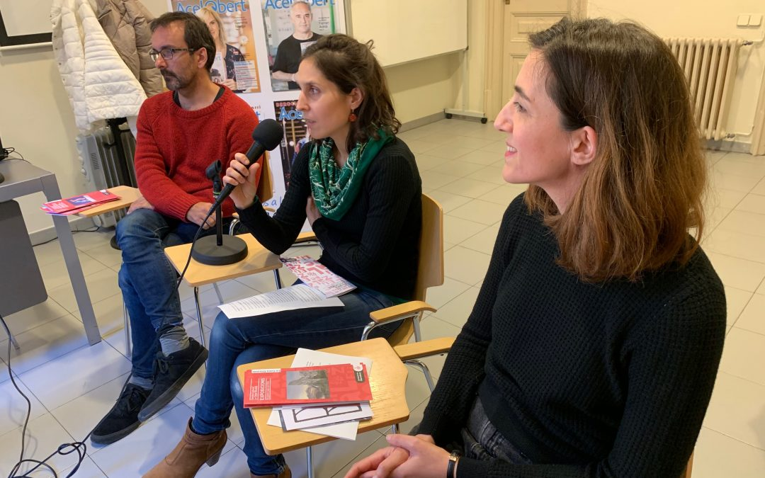 Barrios en Directo: Centro Cultural Casa Elizalde (Programa del 14/02/2019)