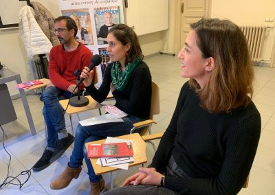 Mireia Argemí Albert Bordonada Esther Vilà de la Casa Elizalde