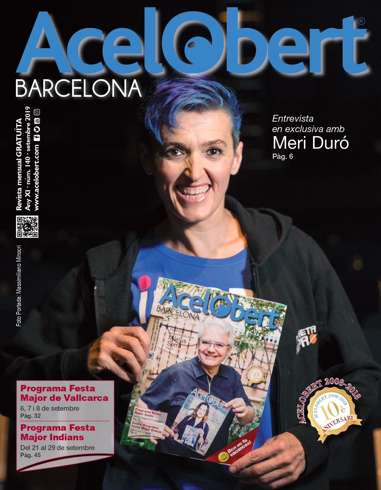 Acelobert Barcelona nº 140 SETEMBRE 2019