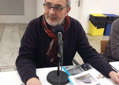 Carlos Pablos Salinas, president 'El Centre'