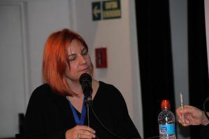 Mònica Medina (directora biblioteca Sagrada Família)