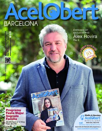 Acelobert Barcelona nº 135 ABRIL 2019