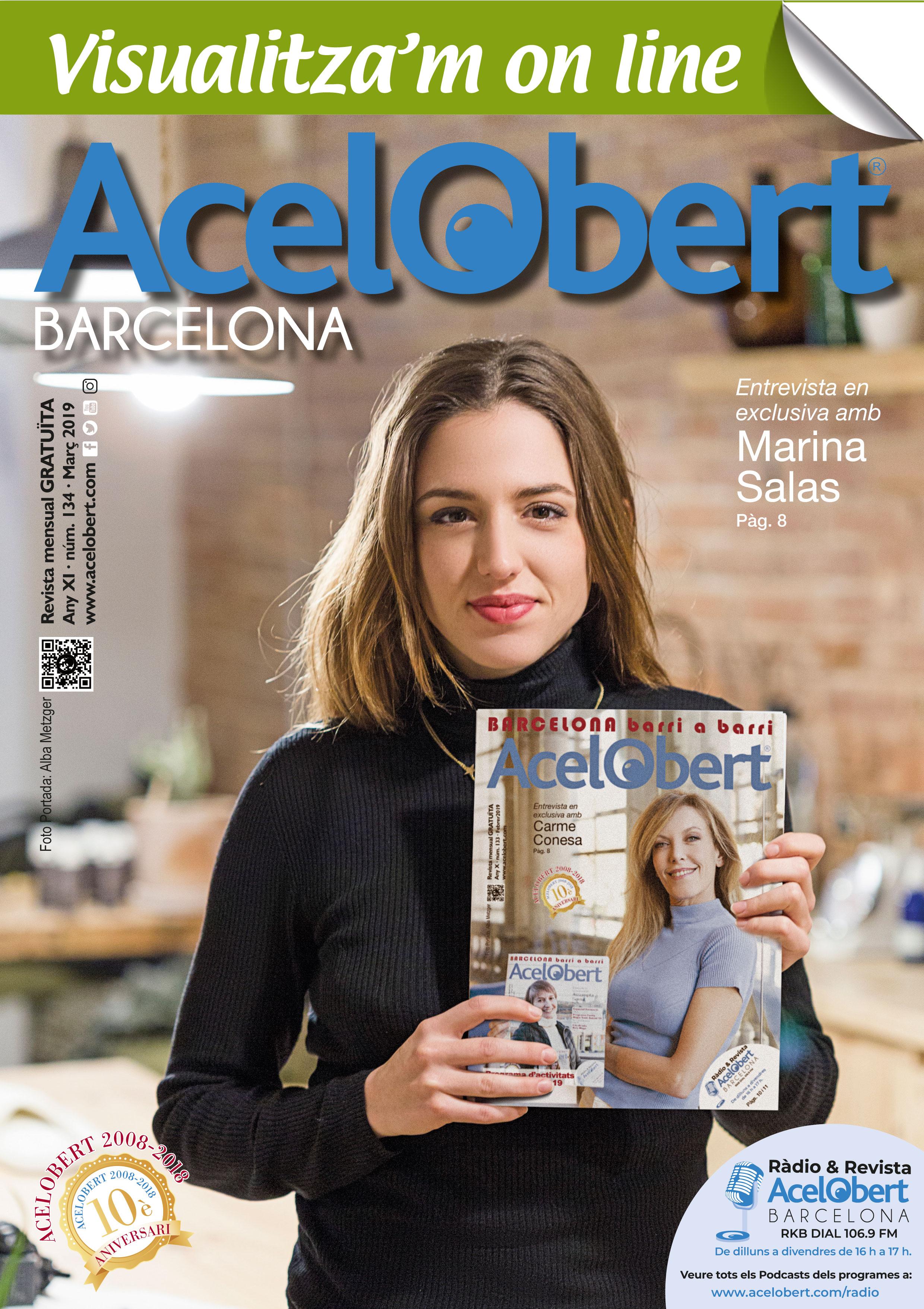 Acelobert Barcelona nº 134 MARZO 2019