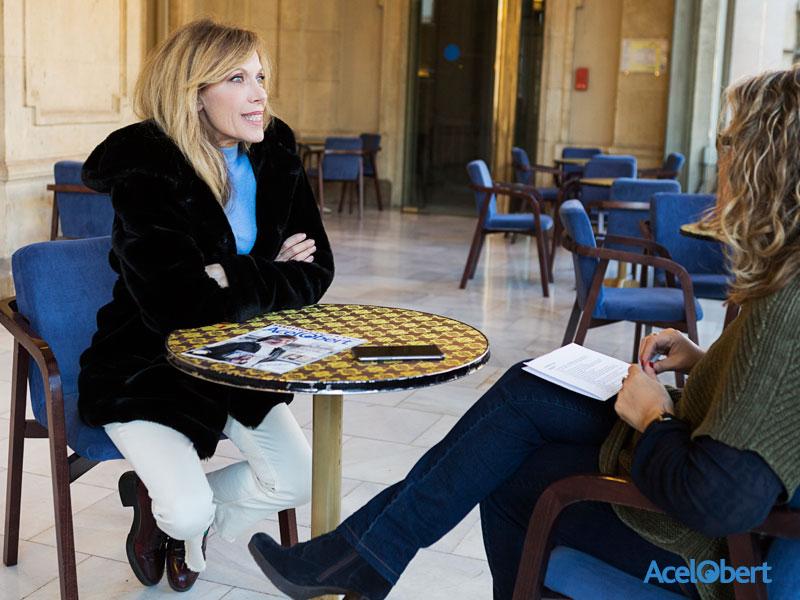 Entrevista a Carme Conesa