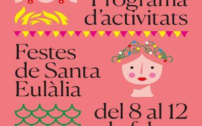 Programa de actividades Fiestas de Santa Eulalia 2019