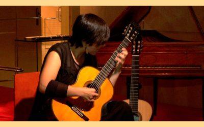 Música: Aperitius musicals, Audició de guitarra
