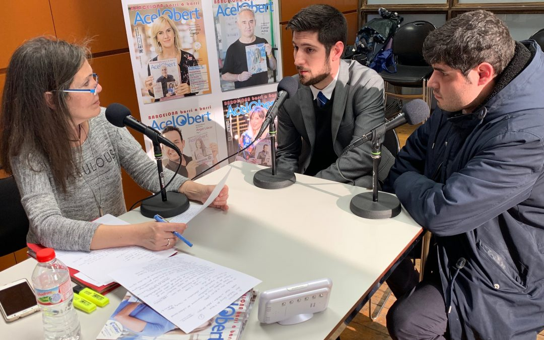 Barrios en Directo: Clot (Programa del 28/02/2019)