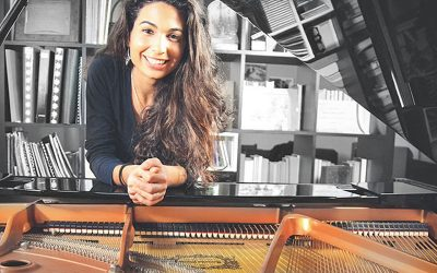 Música: Rebeca Miyar, piano solo