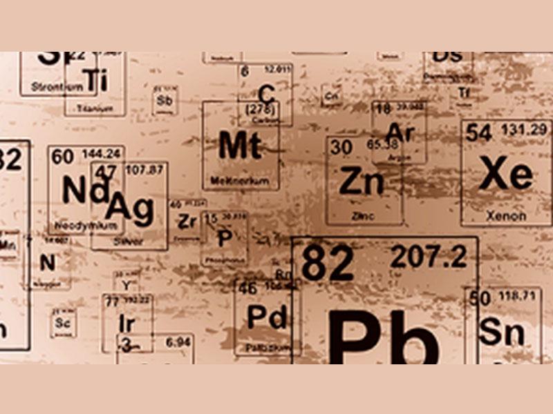 Ciència: Taula periòdica i literatura