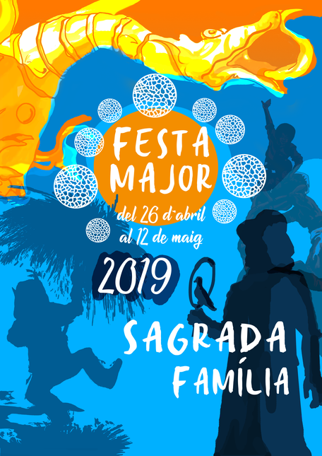 Programa Festa Major Sagrada Família 2019