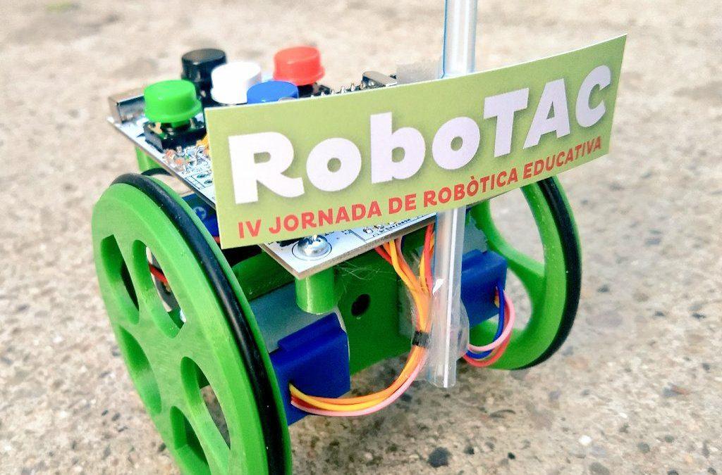 Tallers: Robotac – V Jornada de Robòtica Educativa