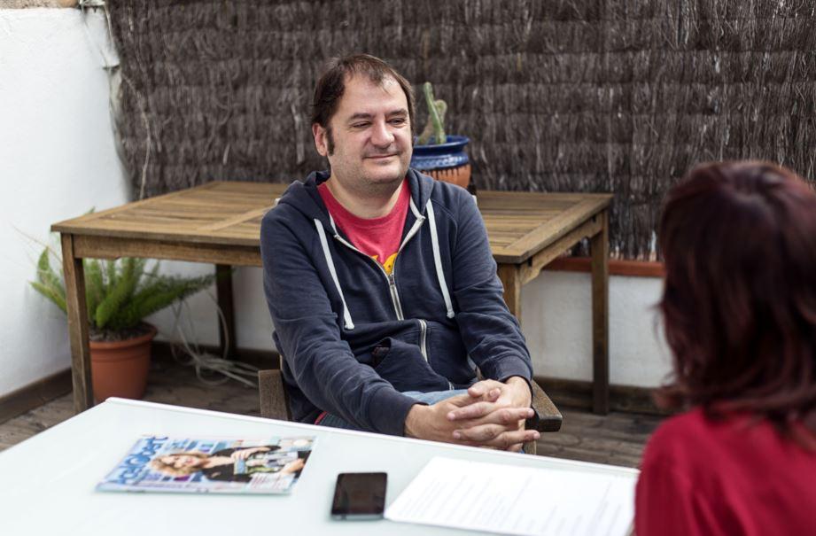 Entrevista a Francesc Miralles