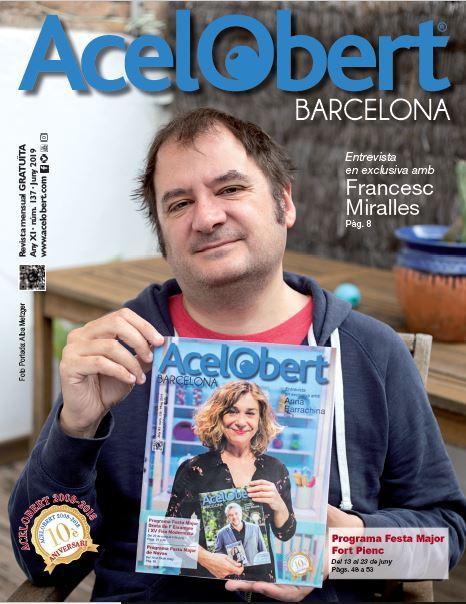 Acelobert Barcelona nº 137 JUNIO 2019