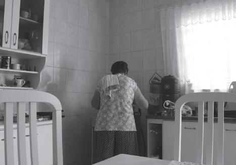 El hogar en la tercera edad