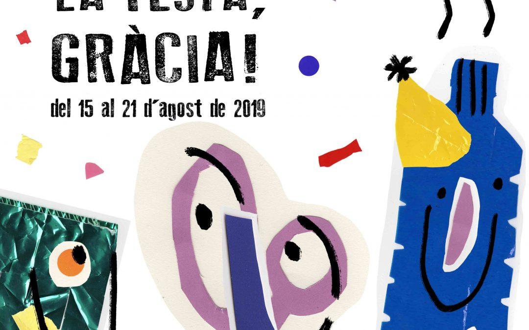Programa Festa Major Gràcia'19