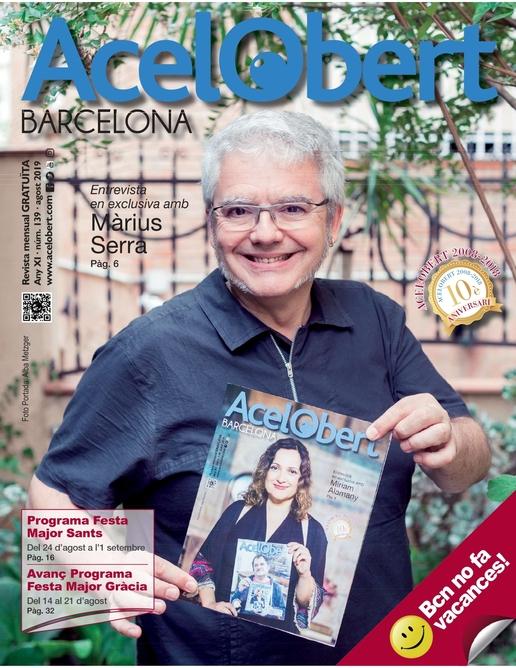 Acelobert Barcelona nº 139 AGOST 2019